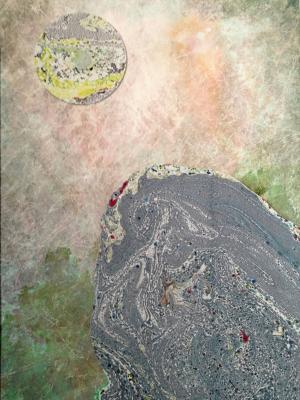 Illuminated Earth Oracle Paintings