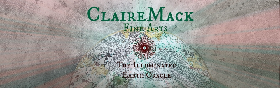Claire Mack Fine Arts Banner